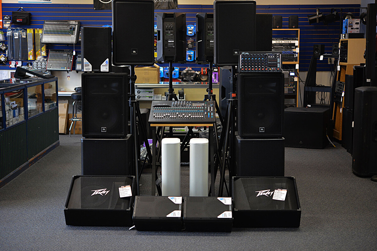 Sound Equipment and Accessories